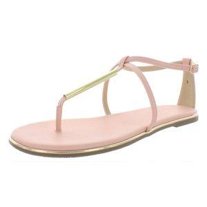 Zigi Soho Womens Janette Flat Sandals Faux Leather
